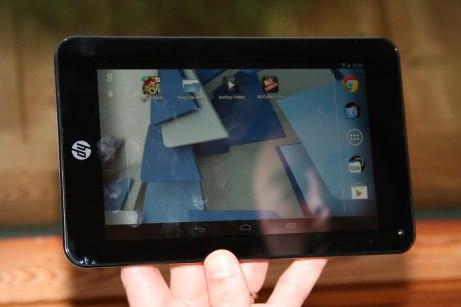 Test complet de la tablette HP Slate 7 Plus 4