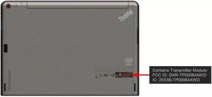 Premières images de la tablette Lenovo ThinkPad 10 sous Windows 8.1 Pro 2