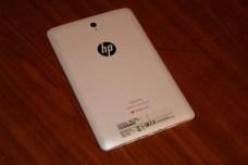 Test de la tablette HP Slate 8 Pro 8