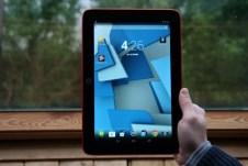 Test de la tablette HP Slate 10 HD 3