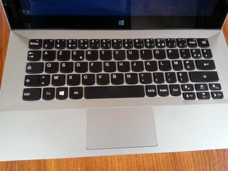 Test de la tablette PC Lenovo Miix 2 (11 pouces) 16