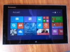 Test de la tablette PC Lenovo Miix 2 (11 pouces) 8