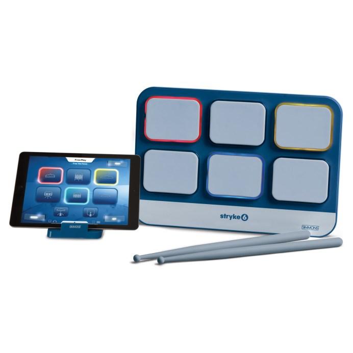 Stryke6 : une batterie électronique pour iPad ! 1