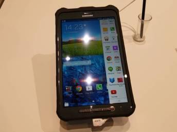 [IFA 2014] Tablette Samsung Galaxy Tab Active pour plus de robustesse 2