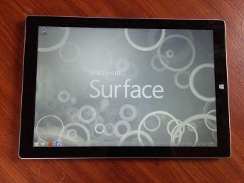 Test Microsoft Surface Pro 3 2