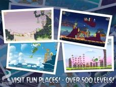 [Nouveauté] Angry Birds Seasons démarre sa saison régulière sur tablettes 2