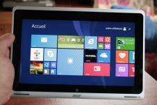 Test de la tablette PC Acer Aspire Switch 10 11