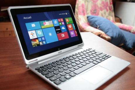 Test de la tablette PC Acer Aspire Switch 10 14
