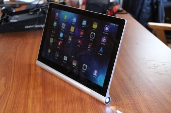 Test et avis tablette Lenovo Yoga Tablet 2 Pro 12