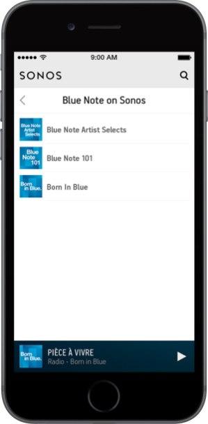 Sonos PLAY:1 Blue Note : une édition limitée pour célébrer 75 ans d'enregistrements Blue Note 14