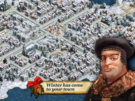 Construisez un empire sur iPad avec Anno : Build an Empire 3