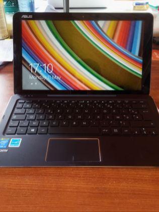 Test tablette hybride Asus Transformer Book Chi T300 20