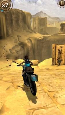 Lara Croft: Relic Run débarque sur iOS, Android et Windows Phone 3