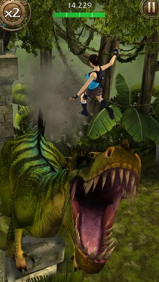 Lara Croft: Relic Run débarque sur iOS, Android et Windows Phone 6