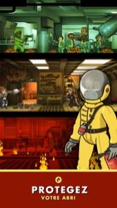 Fallout Shelter contamine la plateforme iOS 5