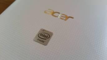 Test et avis tablette Acer Iconia One 8 Intel processeur