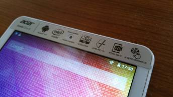 Test et avis tablette Acer Iconia One 8 camera