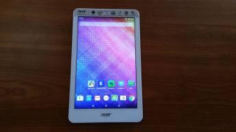 Test et avis tablette Acer Iconia One 8