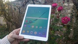 Test Tablette Samsung Galaxy Tab S2