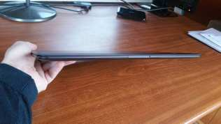 Test HP spectre ultra fin