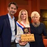 Anniek Pheifer ontvangt Mary Dresselhuys Prijs 2015