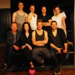 Cast van Kiss of the spiderwoman is klaar om publiek te vangen in muzikaal web…