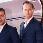 Mark van Eeuwen en Dave Mantel beiden in 'The Bodyguard'