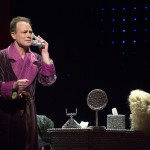 Jason Donovan speelt Tick in  musical PRISCILLA, Queen of the Desert
