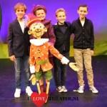 Efteling zoekt bijna 200 extra kinderen voor gastrol in musical Pinokkio
