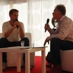 Soldaat van Oranje en War Horse- acteur Lykele Muus lanceert debuutroman Eland