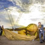 Onthulling V-monument op 7,5 jarig jubileum Soldaat van Oranje – De Musical