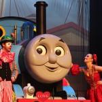 Première Thomas en het Circus – Fotoreportage