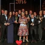 Spanning ten top bij de Musical Awards 2016