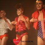 Theatergroep Blush – Bowie- op de parade 2016 – FotoReportage