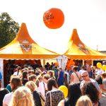 Soldaat van Oranje – De Musical voor 7e jaar op de Amsterdamse Uitmarkt