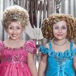 Plien & Bianca in het DeLaMar Theater in komedie Slippers