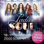 Nog meer muzikaliteit en spektakel bij Ladies of Soul met Alain Clark als special guest!