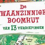 JEUGDTHEATERCOLLECTIEF MENEER MONSTER BRENGT DE WAANZINNIGE BOOMHUT VAN 13 VERDIEPINGEN