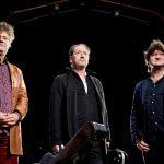 Gijs Scholten van Aschat, Eric Vloeimans en Eric Vaarzon Morel exclusief twee weken samen op tournee