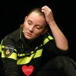 Karin Hermsen  solo 'Degene die gaat' – FotoReportage