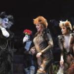 Belangstelling voor Engelstalige West End musical CATS is groot