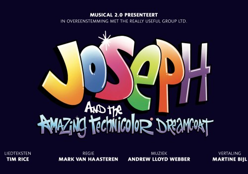Talentvolle cast Joseph and the Amazing Technicolor Dreamcoat bekend!