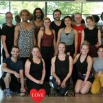 Ensemble musical EVITA krijgt tangoles van Jaakko Toivonen) – FotoReportage