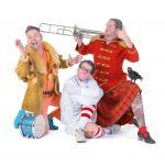 Lachen en meezingen bij muzikaal cabaret Enge Buren VREEMDE VOGELS