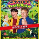 Soepkippen Ernst en Bobbie vanaf oktober in de theaters met Geklungel in de Jungle