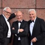 De 3 Baritons vieren zilveren jubileum in Amsterdam