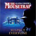 Agatha Christies THE MOUSETRAP, exclusief in Zoetermeer. Nog maar enkele kaarten beschikbaar!