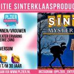 """Audities """"Sint Mysterie"""" Plzier Entertainment"""