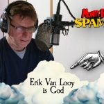 Erik Van Looy is de 'Stem van God'