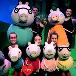 Mannelijke acteurs gezocht voor Duitse 'Peppa Pig Live! – Verrassingsfeest'